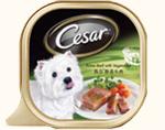 西莎 Cesar 星級香草蔬菜系列 野菜牛肉