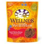 Wellness WellBites 牛肉拼火雞口味 8oz