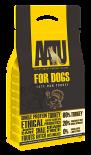 AATU 80/20/0 無穀物 放養火雞低敏天然狗糧 01.5kg