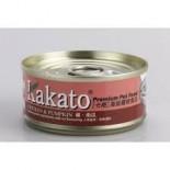 Kakato - 雞+南瓜 170G