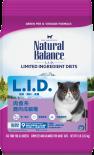 Natural Balance 雪山 - 肉食系 - 鹿肉成貓糧 8lb