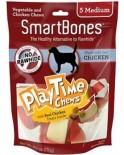SmartBones - 雞肉味中型medium潔齒球 (5粒)  x 4