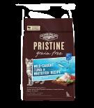 PRISTINE ™ 無穀物全貓糧 – 野生捕撈吞拿魚白魚配方 6lb