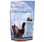 FELINE FURBALL PLUS 雞肉味 吐毛球 貓小食 60粒裝