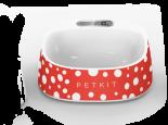 *推介*Petkit Petkit Fresh 寵物智能抗菌碗 - Polka Dot 紅色圓點