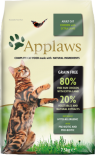 Applaws 全天然成貓-雞肉+羊肉 7.5kg
