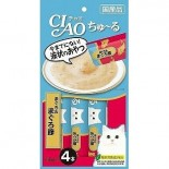 Ciao SC-141 吞拿魚+吞拿魚乾醬 14g(4本) x 2包優惠