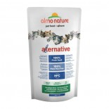 Almo Nature Alternative 成貓乾糧 - 新鮮鵪鶉肉 (750g) X 5包優惠