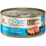 Wellness CORE 厚切雞肉+吞拿魚 (無穀物)貓罐頭 5.5oz
