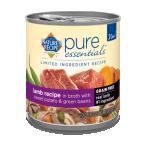 Nature's Recipe 無穀物犬用羊肉湯罐頭 10oz