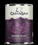 Canagan 全天然無穀物狗罐頭 400G - 頂級護理雞肉配方 x 6罐原箱優惠