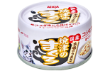 AIXIA 燒津系列 YM-34N 吞拿魚+雞肉+米飯 70g x 24罐優惠