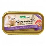 Naturcate 幼滑吞拿魚 +小蝦(幼貓) 85g x 10罐原箱優惠