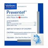 Virbac Preventic Tick Collar 毛囊敵殺蚤牛蜱帶 (貓用)