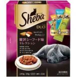 Sheba 貓小食 SDU-23 海鮮綜合 20G x 10包