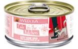 Weruva Cats in the Kitchen 罐裝系列 Kitty Gone Wild 野生三文魚 美味肉汁 85g x 24罐優惠