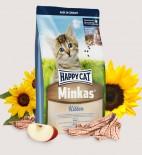 Happy Cat 幼貓營養配方貓糧 Minkas Kitten 10kg