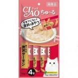 Ciao SC-143 吞拿魚+三文魚醬 14g(4本)