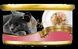 Be My Baby 濕貓糧-Chicken & Salmon & Vegetables 雞肉+三文魚+蔬菜 85g x 24罐原箱優惠
