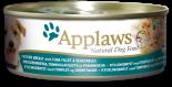 Applaws 雞胸+吞拿魚+菜狗罐頭 156g