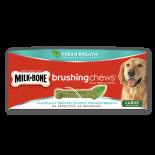 Milk Bone brushing chews 大型犬潔齒棒