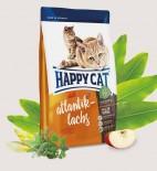 Happy Cat 成貓三文魚配方貓糧 Adult Atlantik-Lachs (atlantic salmon) 04kg