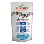 Almo Nature Alternative 成貓乾糧 - 新鮮鱘龍魚 (750g) X 5包優惠