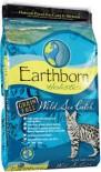 Earthborn 全天然無穀物全貓配方三文魚+鯡魚貓糧 2.27 kg