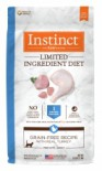 Nature's Variety Instinct 單一蛋白無穀物火雞肉全貓配方 11lb X 2包優惠