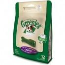 Greenies Large 牙齒骨 12支