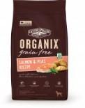 Organix 有機無穀物成犬糧 三文魚豌豆配方 4lb