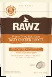 RAWZ 無穀物凍乾狗糧 雞肉配方 14oz x 2包優惠