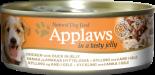 Applaws 狗罐頭 天然Jelly系列 156G 雞肉+鴨肉 x 12罐原箱優惠