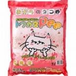 Pee Peach Cat Litter 爽快桃味豆腐渣貓砂 7L X 4包