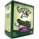 Greenies Large Weight Control 牙齒骨 17支