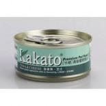Kakato - 吞拿魚+芝士 170G