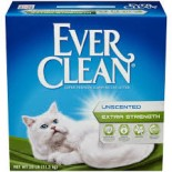 Ever Clean 綠帶-特強清新配方-25lb X 4盒