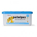 Petkin PetWipes 天然蘆薈潔身紙 100片家庭裝