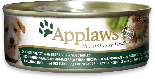 Applaws 雞胸+牛肝+菜狗罐頭 156g