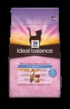 Hill's全新天然配方ideal balance-幼貓天然配方(雞肉及糙米餐) 3磅