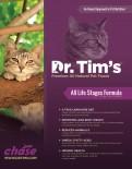 Dr.Tim's 全天然防敏感配方全貓糧 雞肉+海魚 11磅