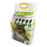 Wuapu 粟米豆腐貓砂(綠茶) 17.5L x 2包優惠