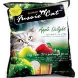 Fussie cat 礦物貓砂 蘋果味(10L) X 2包