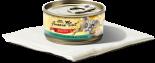 Fussie Cat 金鑽貓罐頭 80G 雞肉加鯷魚 x 24罐原箱優惠