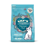 Lily's Kitchen [CDFF2KG] 無穀物鮮味魚肉餐 貓乾糧 2KG