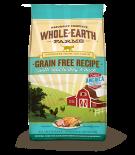 Whole Earth Farms 無穀物全貓火雞鴨肉配方 10磅