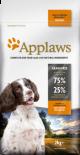 Applaws 全天然無穀物成犬- 雞 7.5kg