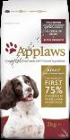 Applaws 全天然無穀物成犬-雞+羊 12.5kg