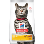 Hill's -10135 成貓泌尿道健康和去毛球貓糧 3.5lb
