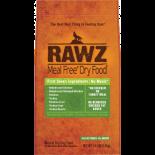 RAWZ 無穀物低溫烘焙 脫水雞肉+火雞肉+雞肉狗糧 03.5LB